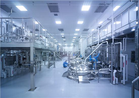 삼성바이오로직스 제2공장 상업생산 개시