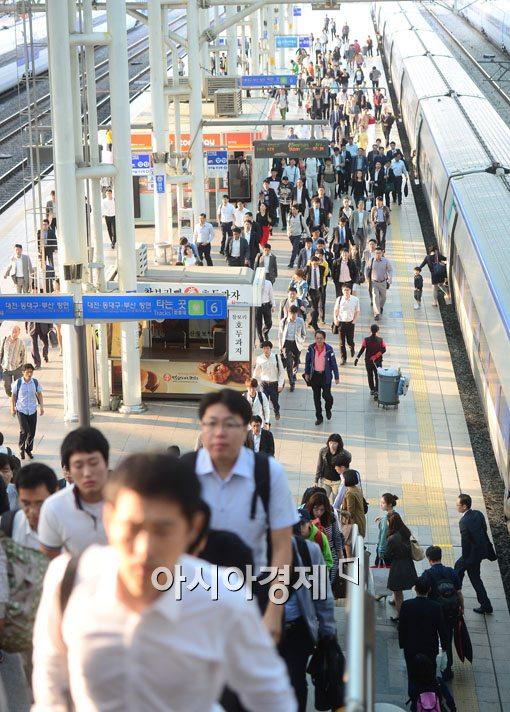 추석 열차 예매