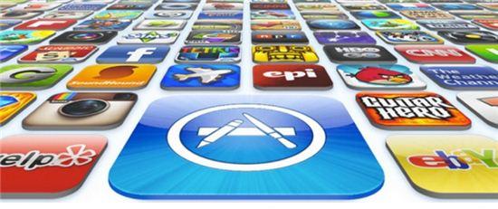 애플 앱스토어·아이튠즈스토어 한때 접속 장애