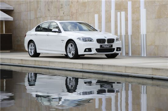 獨 BMW 지난해 196.4만대 판매…'역대 최고'