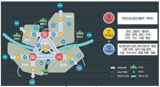[박원순 2기⑤]2030·코엑스·경전철… '도시 디자인' 바뀐다