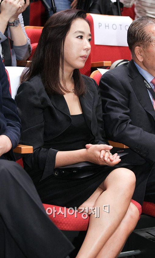 부산국제영화제 공동 집행위원장에 배우 강수연