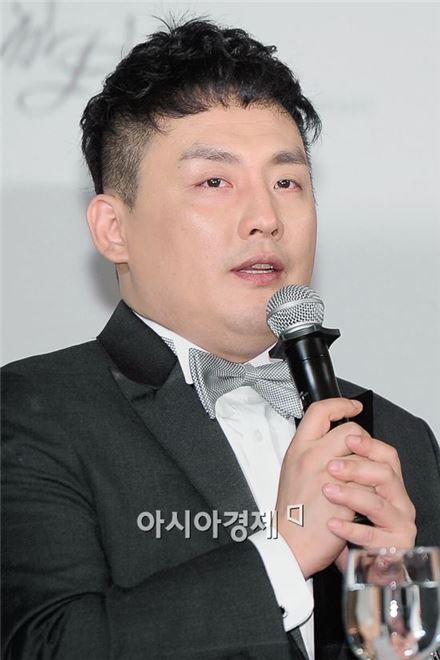 ▲가수 현진영이 법원에 개인 파산 신청을 했다.
