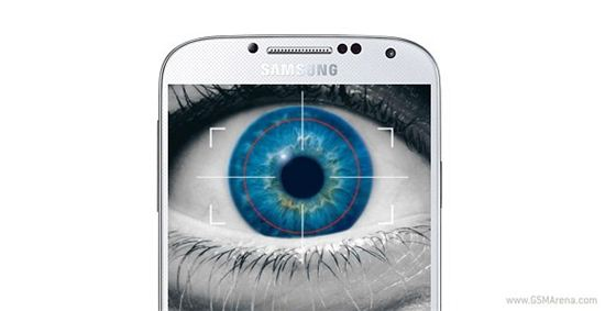 삼성 갤S5, 아이폰 '지문인식' 맞서는 '홍채인식' 탑재?