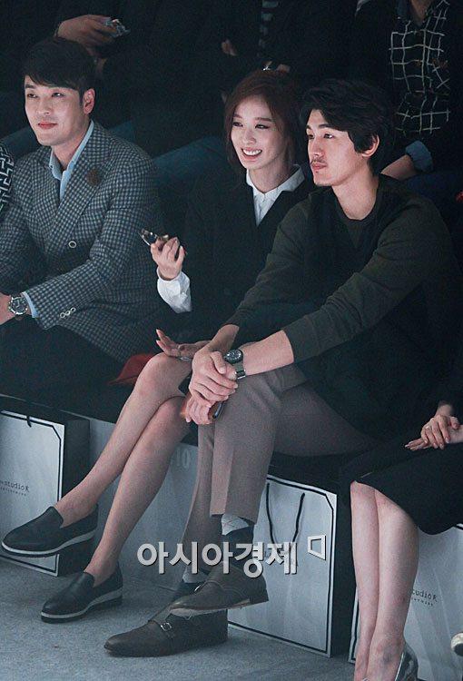 이기우, 여자친구 이청아 화제…네티즌 관심 폭발
