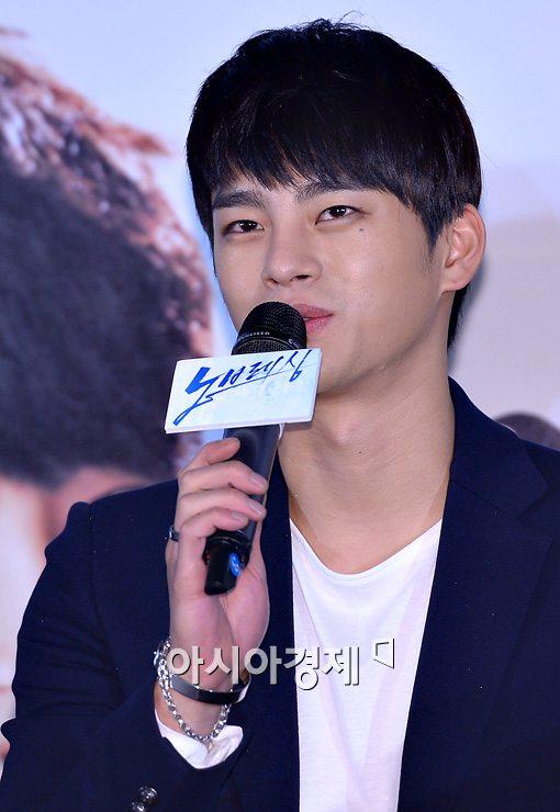 """'노브레싱' 서인국 """"수영 영화, 노출 걱정이 가장 컸다"""""""