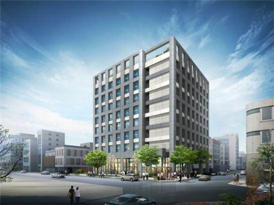 성수역 초역세권 오피스텔 '램킨 중흥 S-클래스' 특별분양
