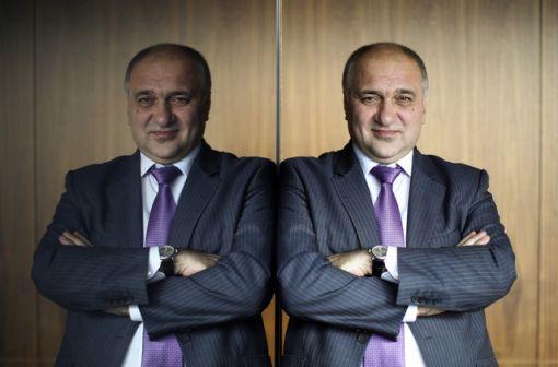 알렉산더 네시스 러시아 ICT그룹 CEO