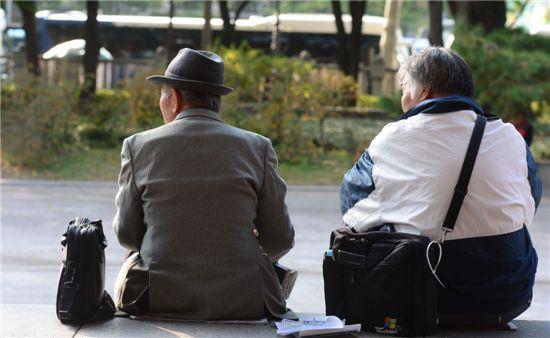 '노인을 위한 나라'는 없나…서글픈 황혼의 노동