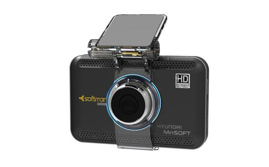현대엠엔소프트, 전후방 HD 화질 블랙박스 출시