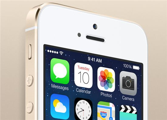 아이폰5s, 배터리 없어 꺼져도 사용자 움직임 추적