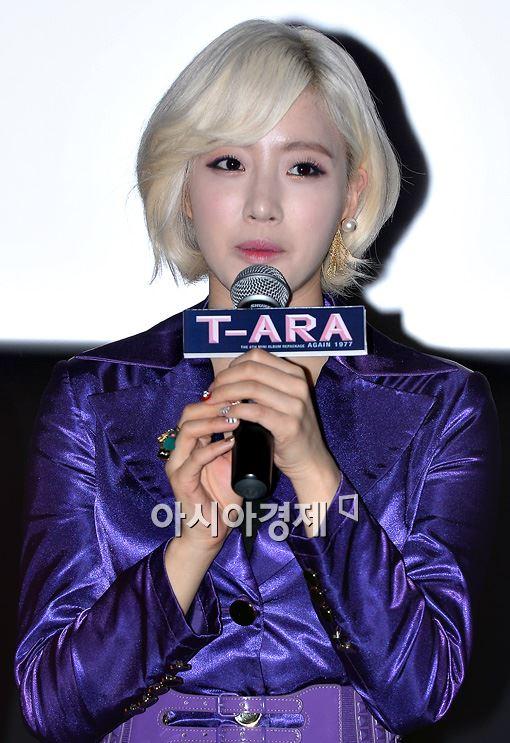 [단독]티아라 은정, '두사부 비긴즈'로 스크린 컴백