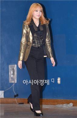 김성희, 카라 탈퇴 후 뭐하나 했더니…