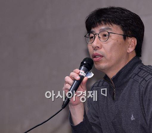 [포토]'미스코리아' 소개하는 권석장 PD