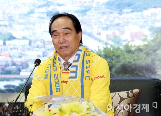 """'홈 개막전' 박종환 """"감독 생활 중 가장 부담스런 경기"""""""