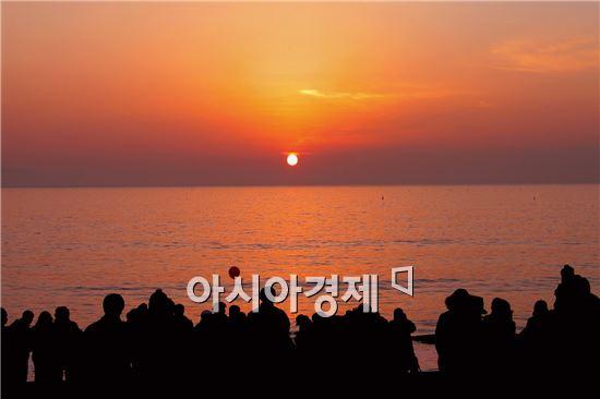 2014년 새해! 고흥군에서 힘찬 출발 하세요!
