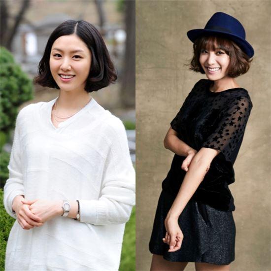 박정아-서지혜, JTBC 일일극 '귀부인' 여주인공 확정