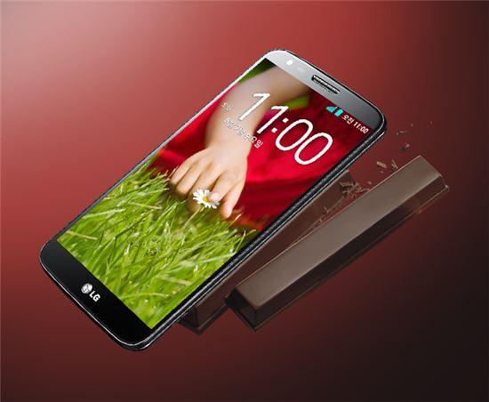 LG G2, '킷캣' 판올림 지연에 사용자 불만…무슨 일?