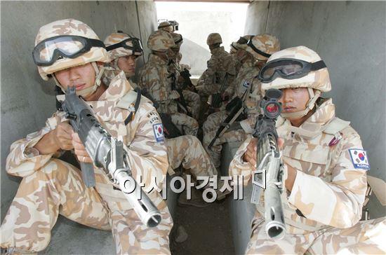 특수부대 軍장병수당 대폭 인상