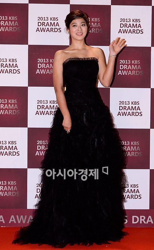 [포토]박세영, 여성미 강조한 여신드레스