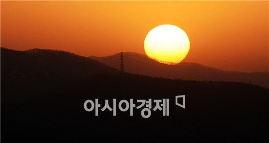 [포토]'갑오년 첫 해가 솟아 오르다'