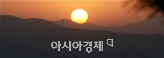 [포토]'갑오년 새해가 뜨다'