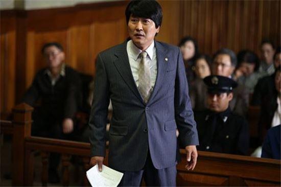 '변호인', 배우+시나리오+연출… '3박자' 다 갖췄다