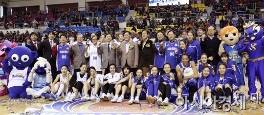 [포토] 2013-2014 여자농구 올스타전