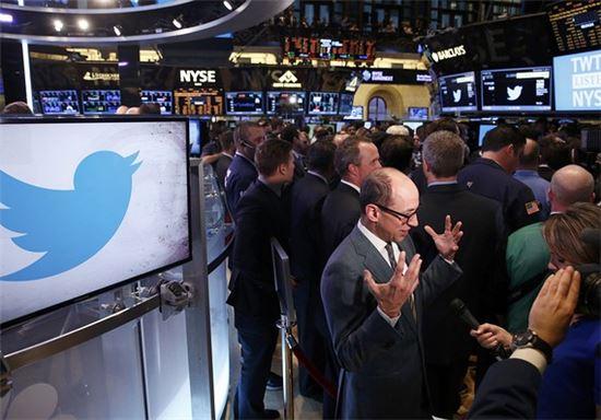 트위터 주가, 모건스탠리 전망에 또 '하락'