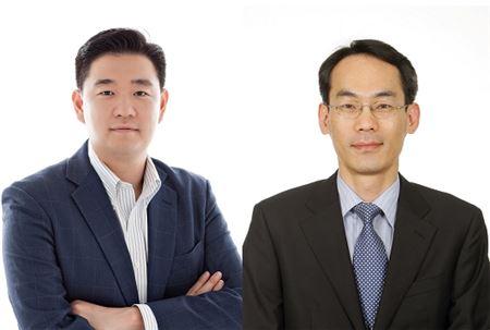 (왼쪽부터)석일우 MSD 아태지역 공공정책 상무, 김정헌 인도네시아MSD 상무