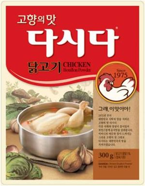 CJ제일제당, 해외 수출용 '다시다 닭고기' 국내 출시