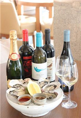 파크하얏트 부산 리빙룸 바, 이탈리안 와인 프로모션