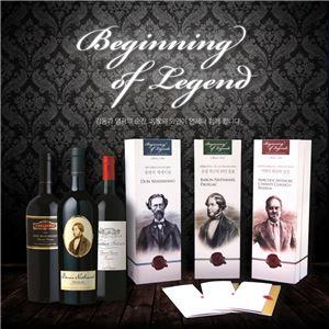 아영FBC, 명가의 와인 '비기닝 오브 레전드' 시리즈 출시