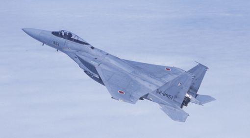 일본의 주력전투기 F-15J
