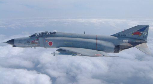 F-35 로 대체될 일본의 F-4EJ