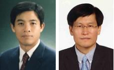 ▲원정희 국장(왼쪽), 나동균 청장