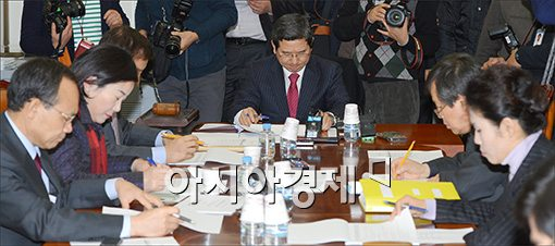 [포토]정치개혁특별위원회