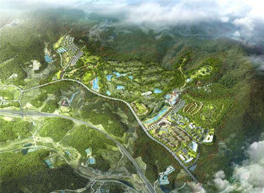 경기도 안성에 7천억규모 복합레저단지 조성된다