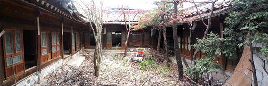 세종마을 한옥