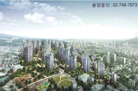 도심 블루칩 대단지, 아현 래미안푸르지오 '마감 임박'