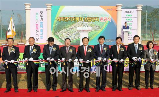 영광군, 2013년 자치경쟁력 상승 최우수기관 선정