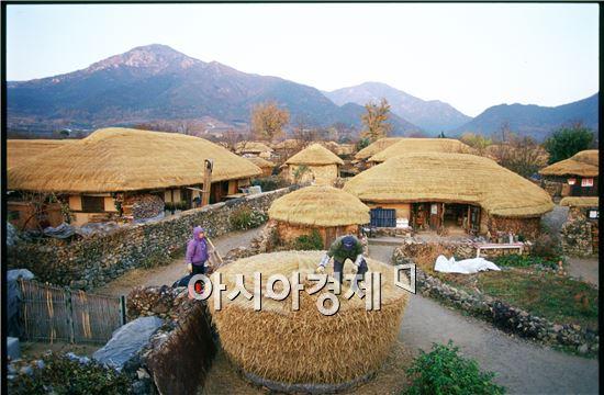 순천 낙안읍성, CNN 선정 한국 최고의 여행지 50선