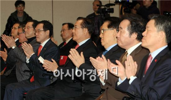 [포토]김대중 대통령 탄신 90주년 기념 문화제  개최