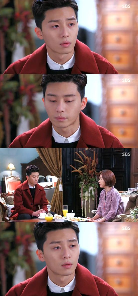 '따말'박서준, 누나 의사 존중하지만 이혼은?