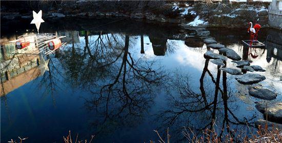낙동강발원지 황지연못