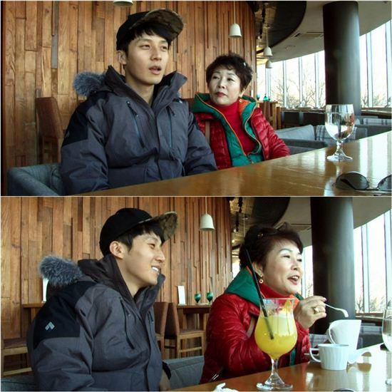 ▲허경환 연애인턴제.(출처: KBS2 '맘마미아' 캡처)