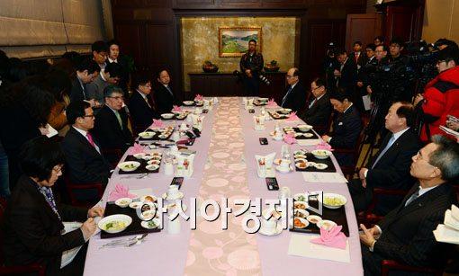 [포토]김중수 한국은행 총재, '신흥국 파급효과 주의해야'