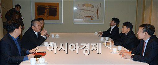 [포토]의정협의체 1차 회의