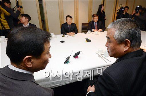 [포토]의정 협의체 첫 회의
