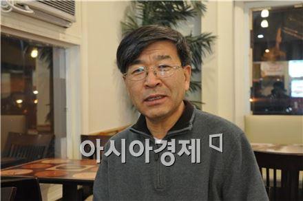 김동석 뉴욕시민참여센터 상임이사